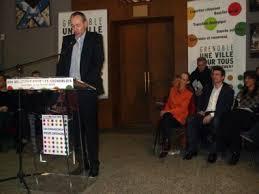 Pascal Clouaire (Verts/PG) spécialiste de l'enfumage et des usines à gaz