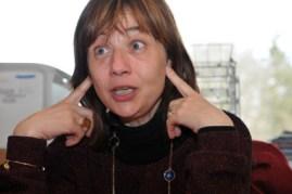 Elisa Martin la première Adjointe (Verts/PG) de E.Piolle ne veut rien entendre sur la délinquance