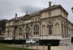 La gabegie des élus de gauche et des Verts: l'eau pénétre dans l'ancien musée ...