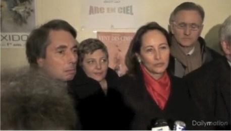 aux côtés de Destot, Royal, Vallini pendant tout le quinquennat d'Hollande