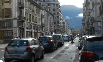rue Lesdiguières : pollution et feux pour les piétons supprimés