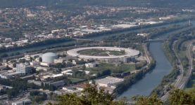 Le Synchrotron obtenu par la municipalité Carignon face à Strasbourg
