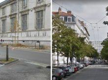 Rue Hébert, avant et après le passage d'Eric Piolle