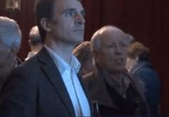 Vincent Comparat ( à droite) du clan Avrillier dit le contraire d'Eric Piolle