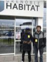 un étranger irrégulier expulsé par M.Boileau au moment de l'appel du Montgenèvre aux migrants d'Eric Piolle