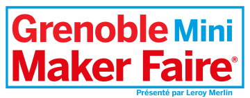 Maker Faire Grenoble logo