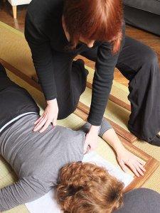massage énergétique Grenouille Zen à Paris