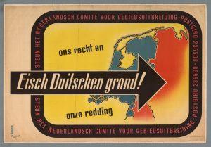 Eisch Duitschen grond!