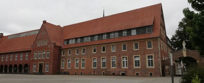 Het klooster in Burlo