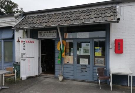De Honesty Bookshop