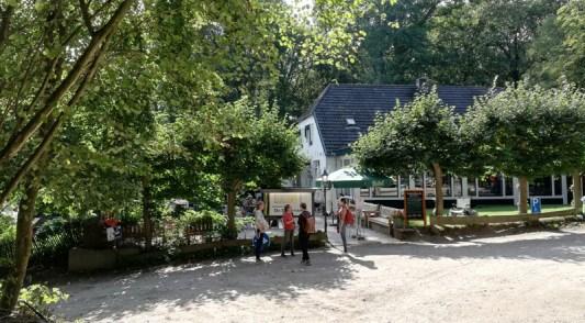 Het pannenkoekenrestaurant op de Duivelsberg