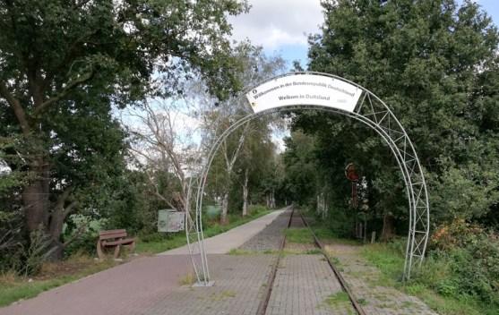 Voormalige spoorbaan Kleef-Nijmegen