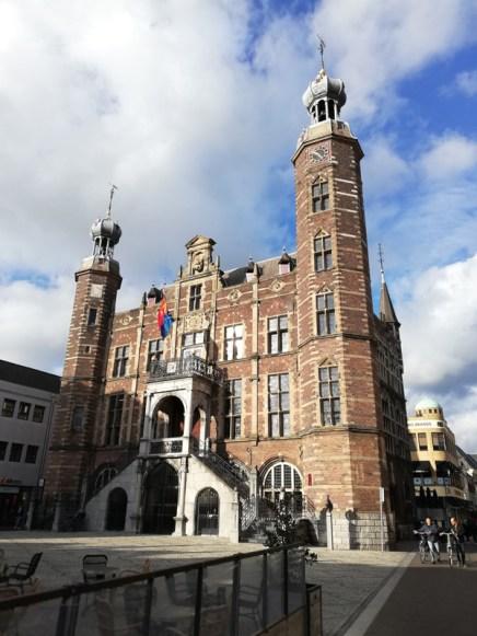 Het stadhuis van Venlo