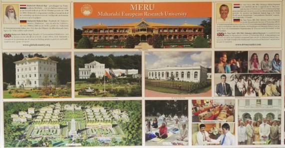 Informatiepaneel over MERU