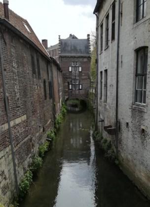 De Jeker stroomt door Maastricht