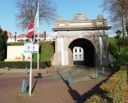 Stadspoort in Hulst