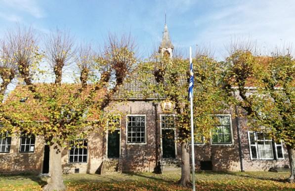 Het stadhuisje van Sint Anna ter Muiden