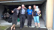 mit Ken & Carol in Crailsheim bei Christine