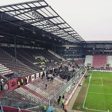 Oh St. Pauli wir fahren mit dir egal wohin!