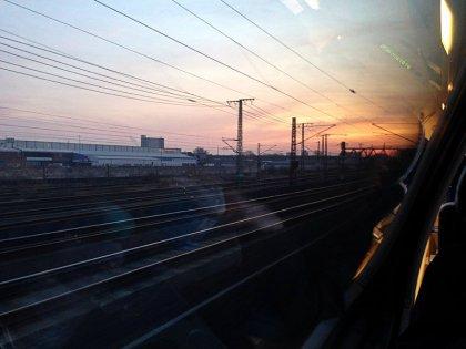 Bahnromantik #1
