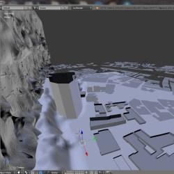 A quick update on the Splendour Cliffs