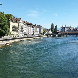 Lucerne for a few nights