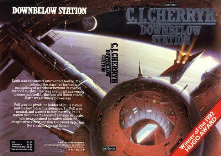 "Review: ""Downbelow Station"" by C J Cherryh"