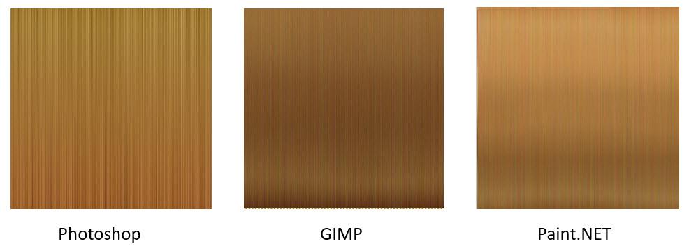 Making a simple hair opacity map  #Photoshop #GIMP #Paint.NET