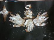 Angel hands 2