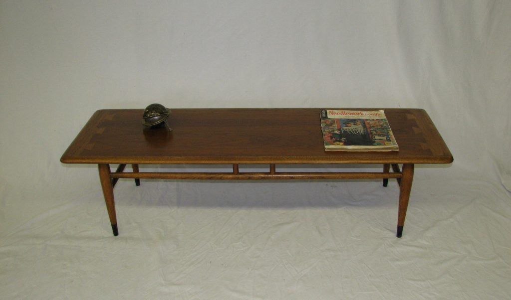 Lane Coffee Table Medium Walnut Specializing In Mid