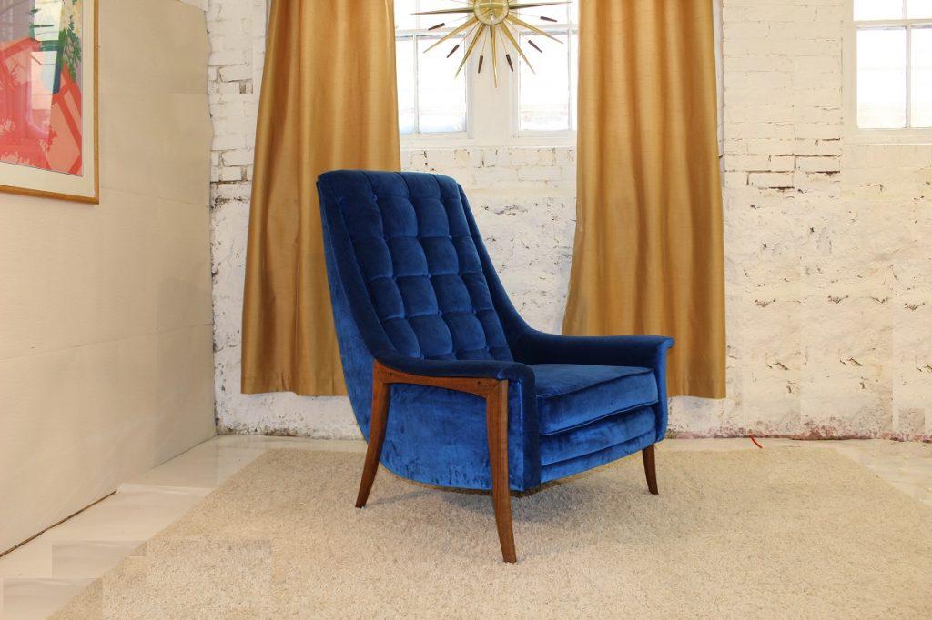 Kroehler chair Avant upholstered design