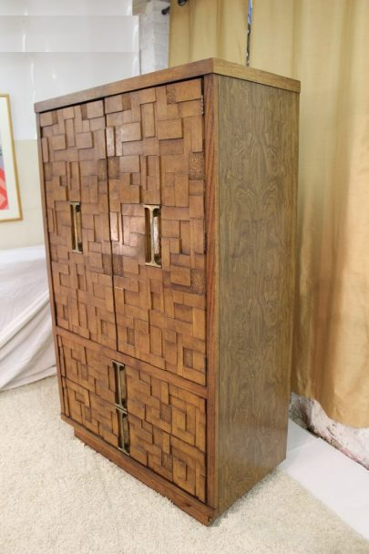 brutalist tall dresser left