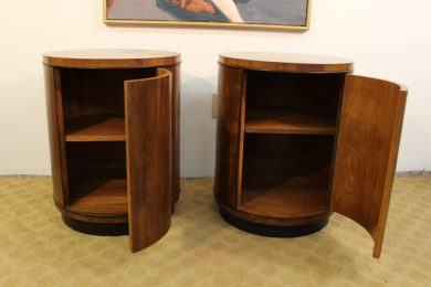 round end tables (6)