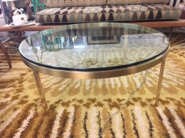 brass coffee table (1)