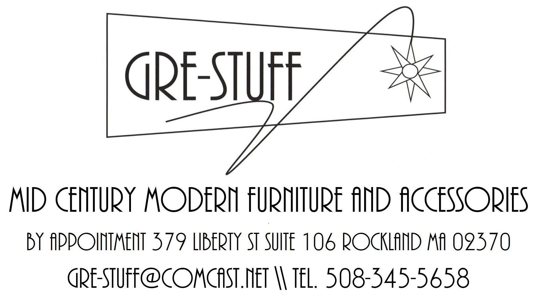 Specializing in Mid Century Modern furniture and accessories.