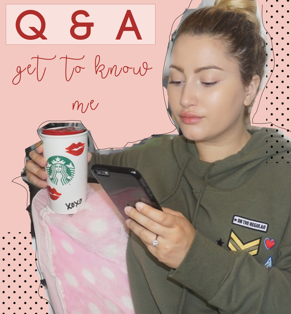 Q&A: Get To Know Me!