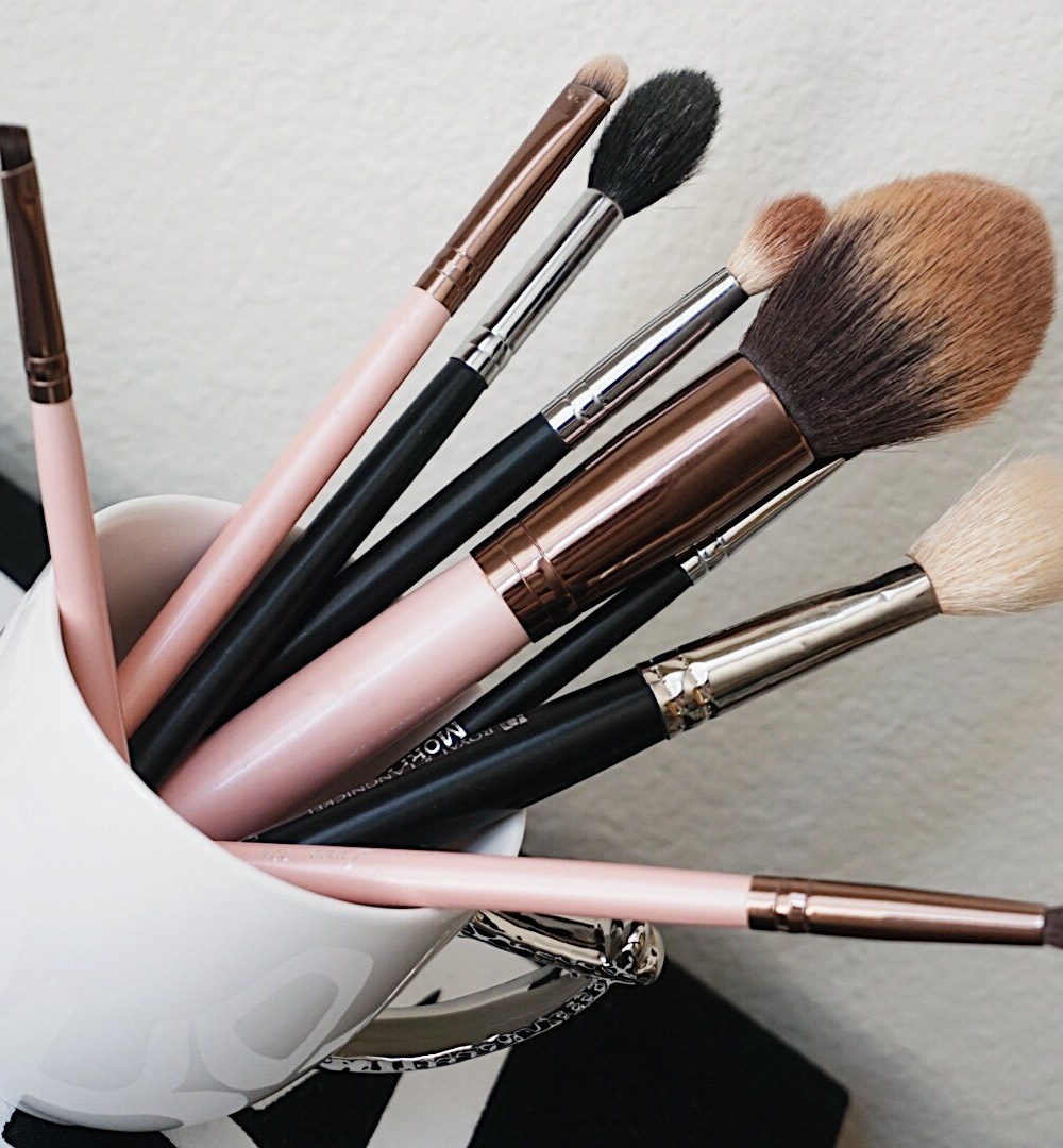 All You Need Is 8 Makeup Brushes