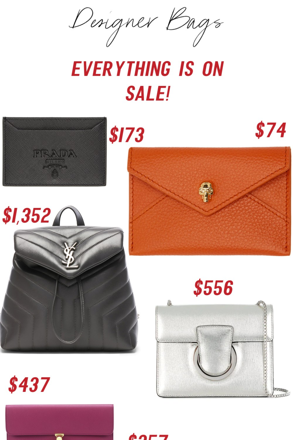 Holiday Gift Guide: Designer Bags *SALE*