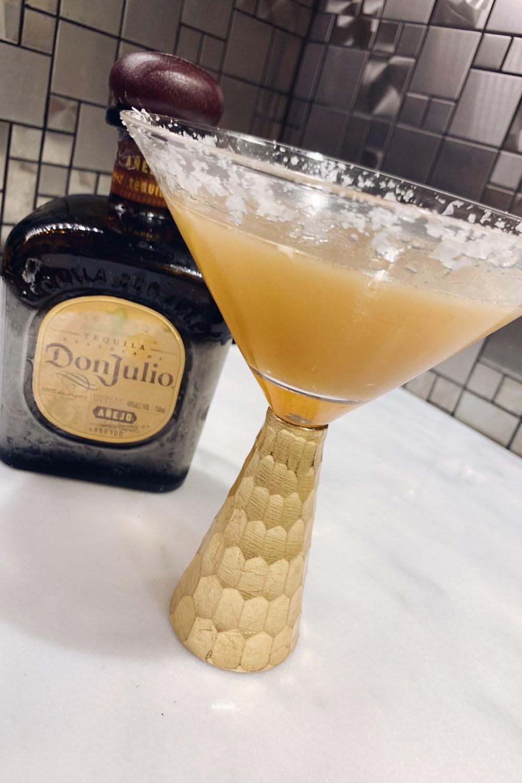 Quick & Simple Jalapeño Margarita