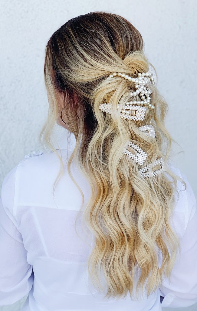 festival hair, hair inspo, trendy hair, coachella, coachella hair, fun hairstyles, hair clips