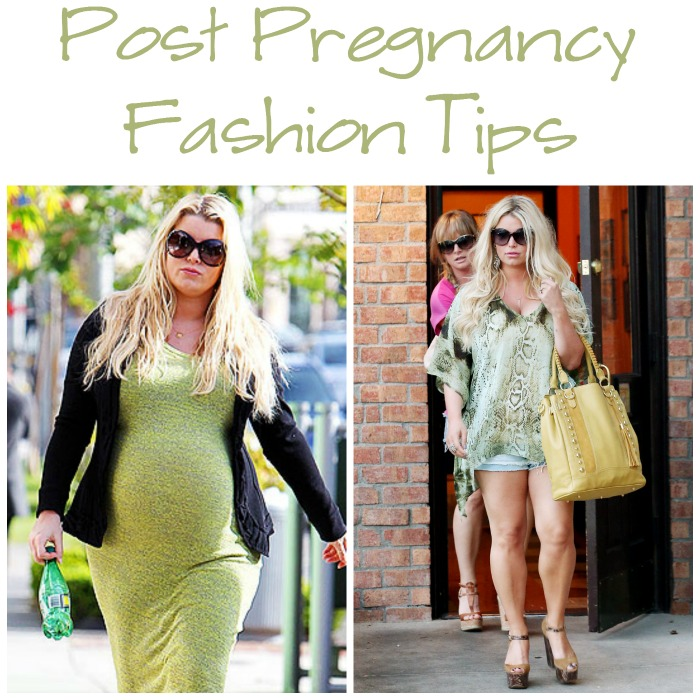 Post Pregnancy Fashion Tips | How a Postpartum Girdle can Help