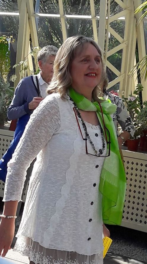 Greta at Botanic Launch