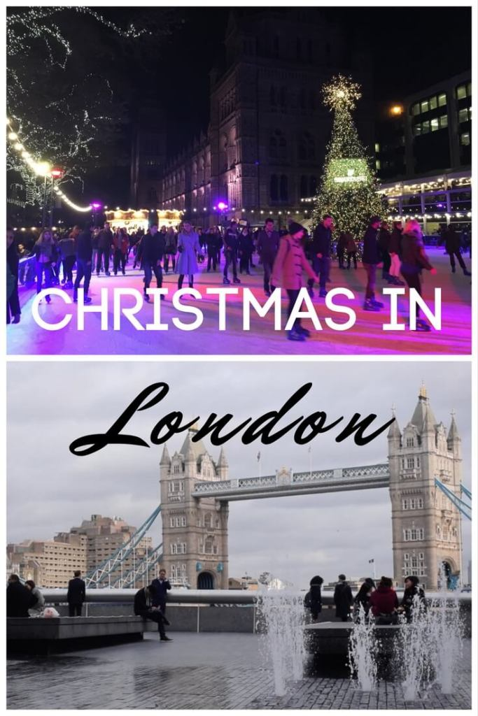 London is an amazing city, especially more so if you visit during Christmas. Find out the best things to do and places to visit!
