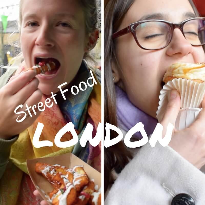 Best Street Food Markets in London