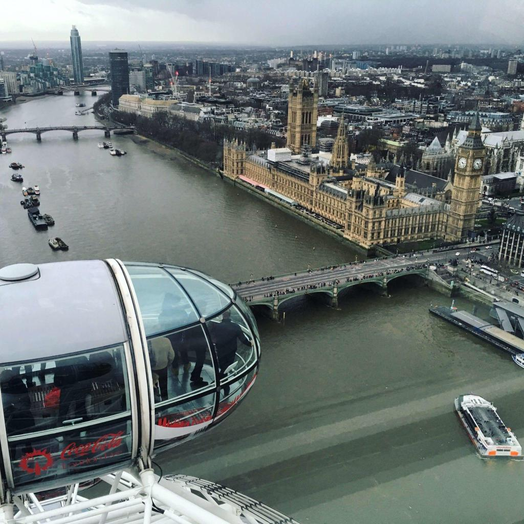 London Eye View