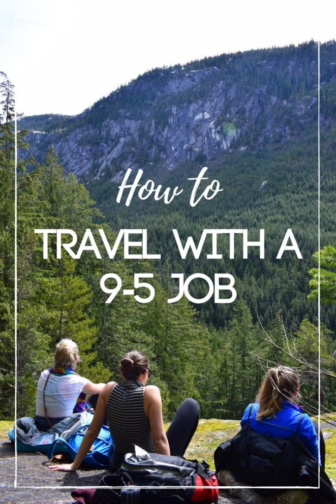 Do you work 9-5 but love travelling? As a fellow 9-5er but also world traveller come find out my best advice for doing both!