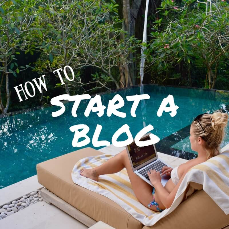 How To Start A Travel Blog: A Step By Step Guide