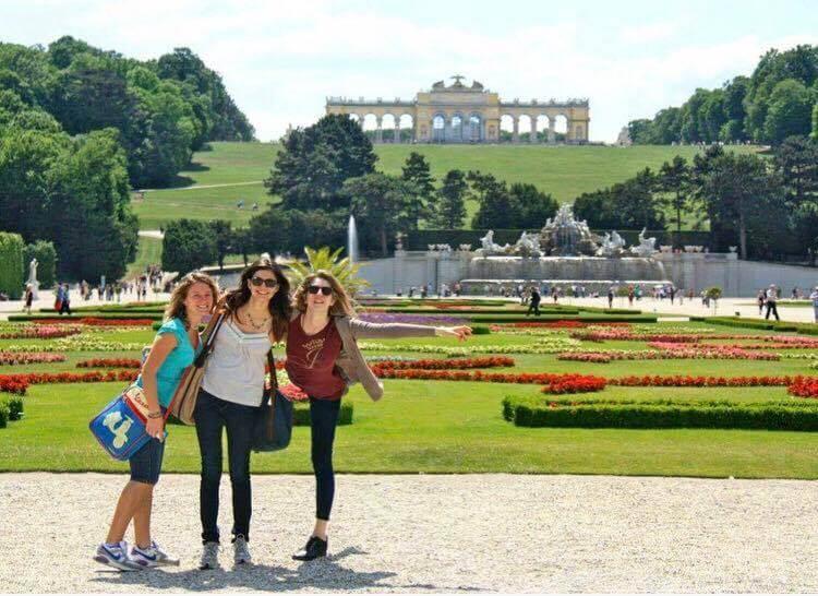 Exploring Schönbrunn Palace in Vienna, Austria
