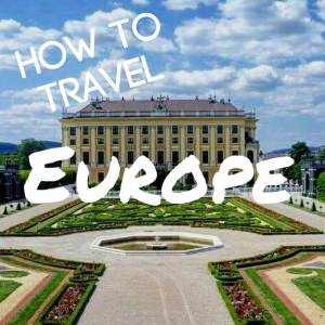 Europe travel featured pic