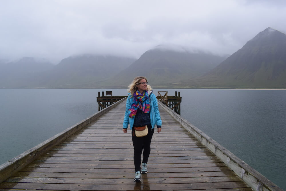 Exploring the fjords and beaches in the Westfjords